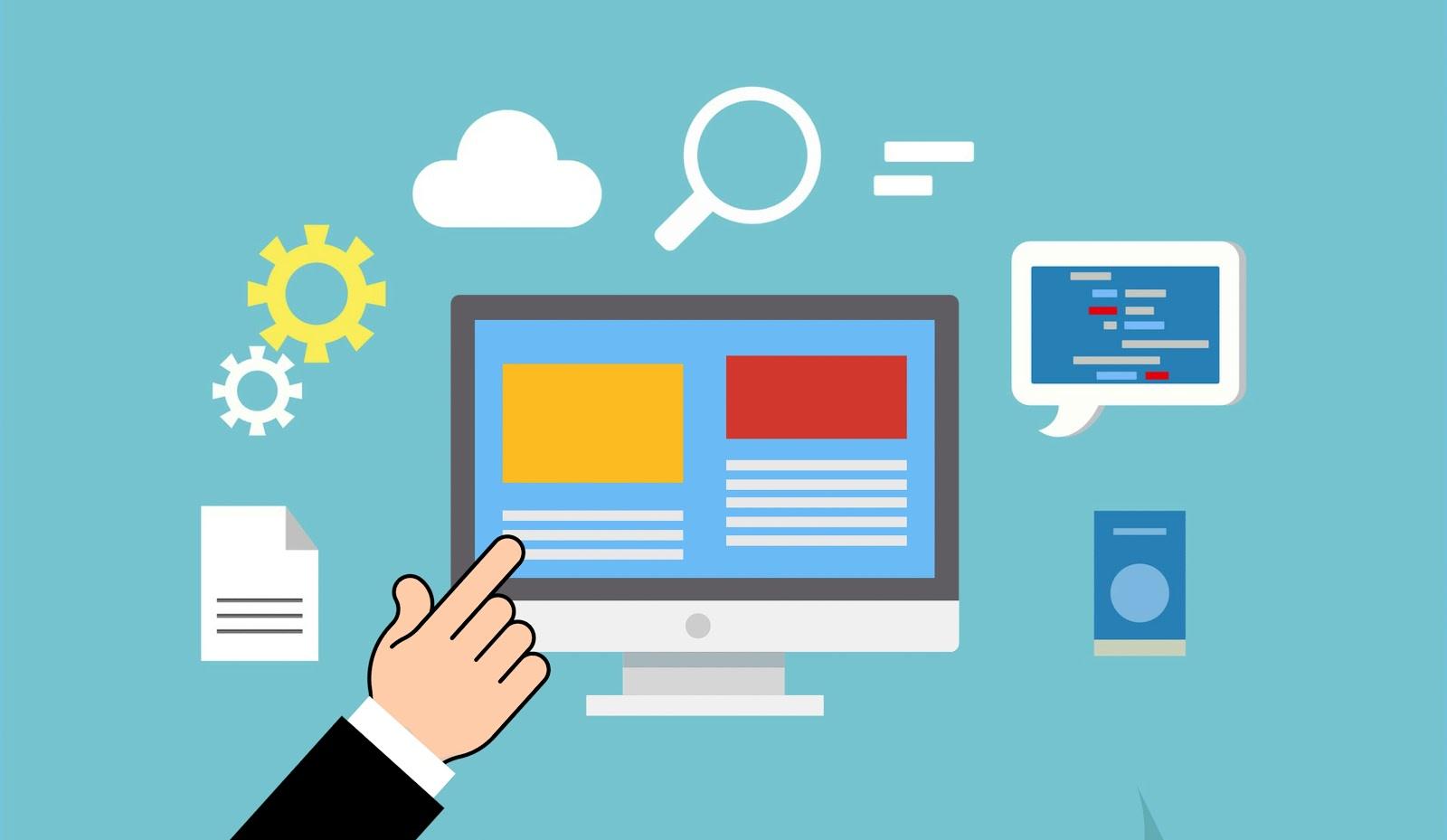 Top Web Designing Companies in Delhi